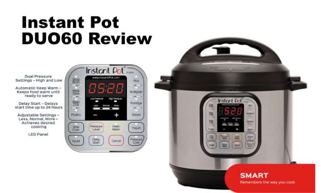 Instant Pot DUO60 Review