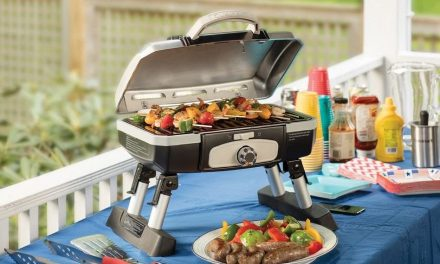 Best Stainless Steel Gas Grill