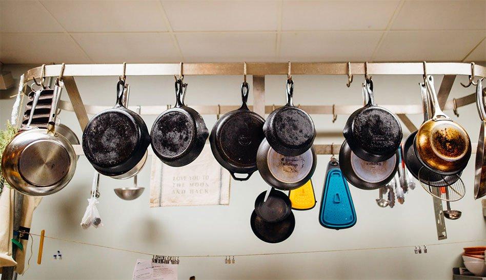 Types of Pans