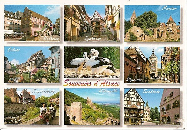 Alsace – The Real French Foods