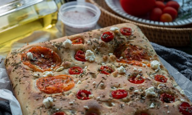 What To Serve With Focaccia?
