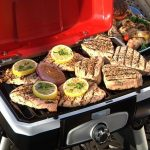 Best Grill For Pontoon Boat
