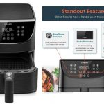 COSORI AIR FRYER MAX XL 1700-WATT REVIEW
