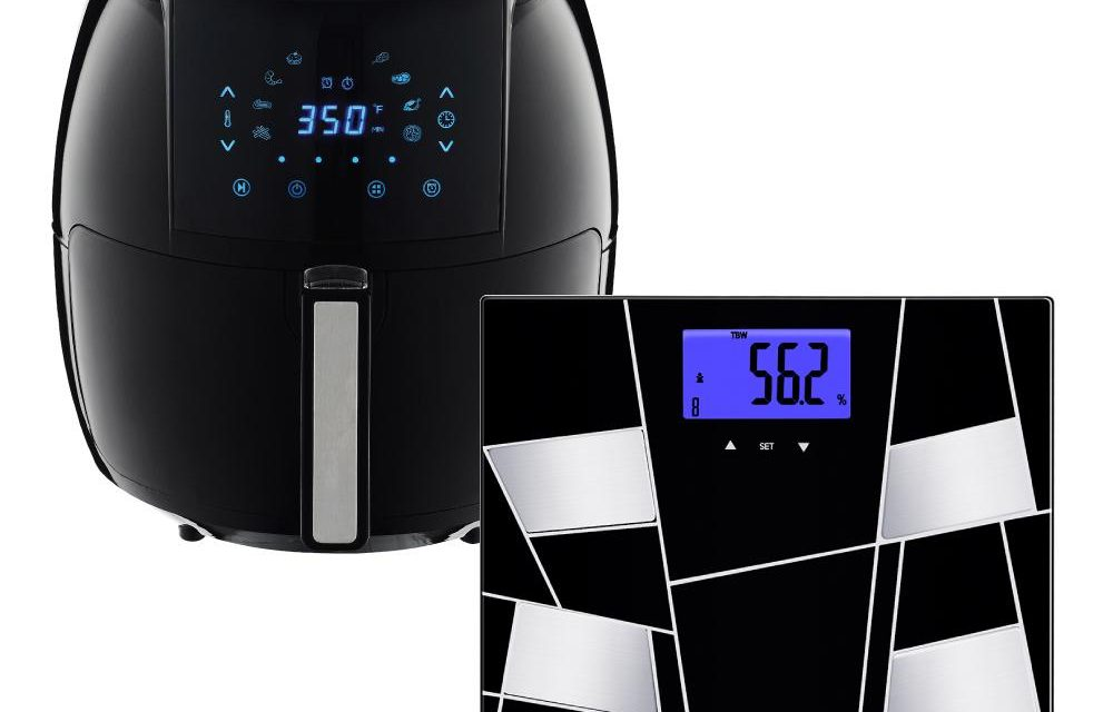GoWISE USA 1700-Watt 5.8-QT 8-in-1 Digital Air Fryer Review