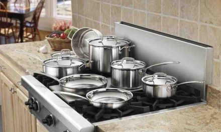 Cuisinart MCP-7N MultiClad Pro Stainless-Steel Cookware Set