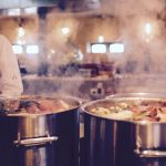 What cookware do chefs use?